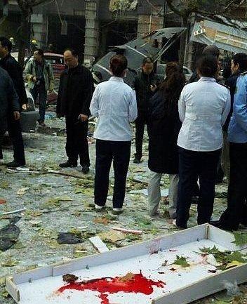 西安南郊一大厦发生爆炸 警方已进行二次戒严