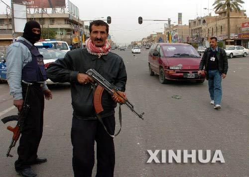 美多名军事专家在伊拉克妓院被绑 伊军警搜救