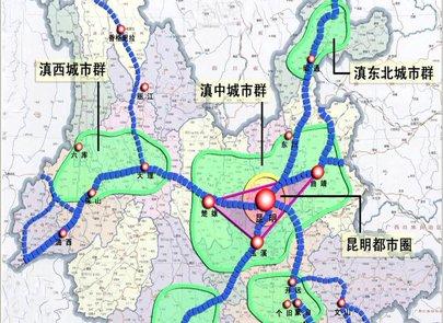 云南建设桥头堡总体规划