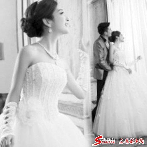新娘婚纱价格_新娘必看的租赁婚纱的注意事项