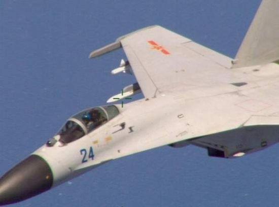 日媒:中国军机拦截P-8给美军侦察划出红线