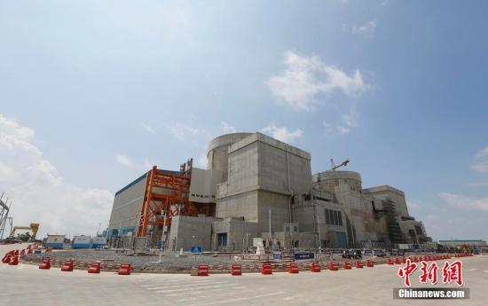 中核董事长:中国核电安全度高 飞机撞也不会泄露