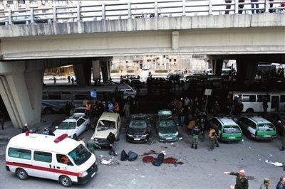 叙利亚首都发生自杀式爆炸 造成25人丧生(图)