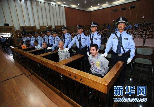 缅甸毒枭中国受审 湄公河安全合作震慑非法武装