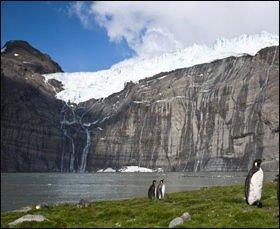 日美联合小组研究称南极冰川正在高速流失