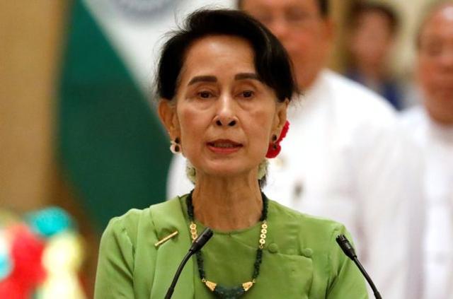 缅甸政府重申愿意接受若开邦离境居民返回家园