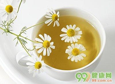 菊花茶有4种不同功效 你喝对了吗?
