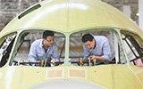 探秘C919国产大飞机机头生产线