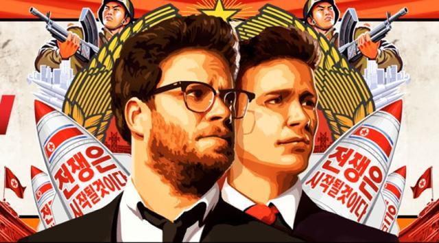 刺激朝鲜影片今日上映 美朝紧张恐升级