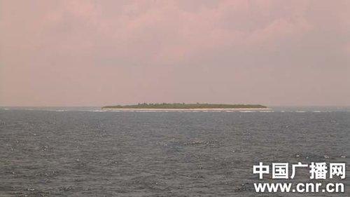 记者亲历中国海监船南海巡航 详解海上执法风险
