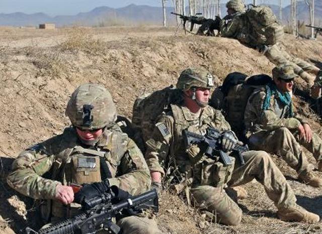 美军残害阿富汗妇女