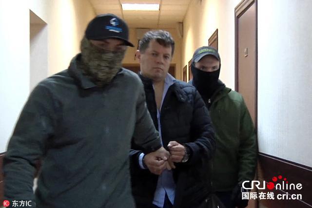 俄安全局:在克里米亚逮捕一名乌克兰国防部间谍