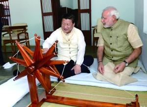习近平:支持印度加入上合组织