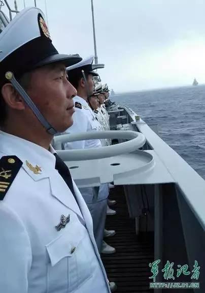 海军演兵场一线传真:多型武器将亮相9.3阅兵场