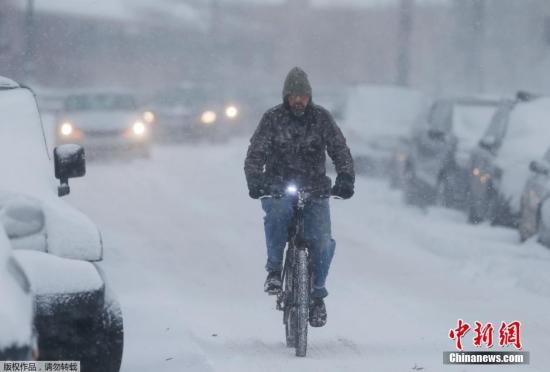 研究称一月份是死亡高峰月 或与天太冷人抑郁有关