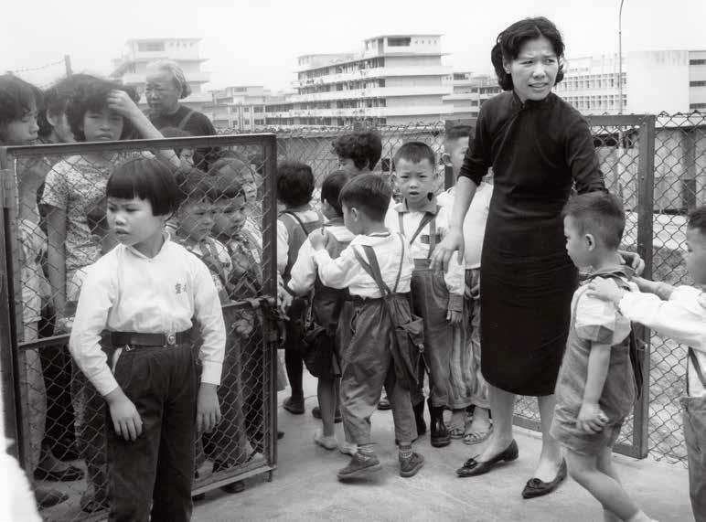 1951年,黄大仙。