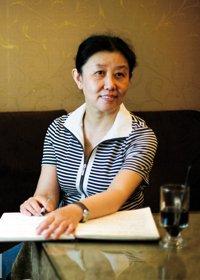 南方人物周刊2011魅力50人候选人:金雁