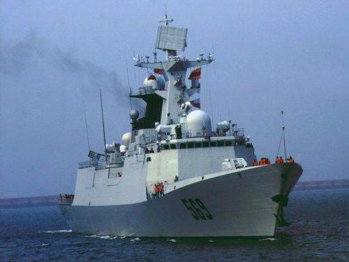 日媒:局势不允许中国军事解决南海争端(图)