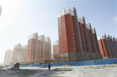 北京唐家岭将建10万m2公租房 租金向村民分红
