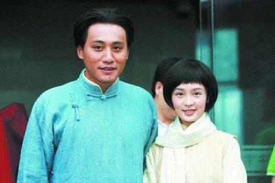 刘烨在《建党伟业》