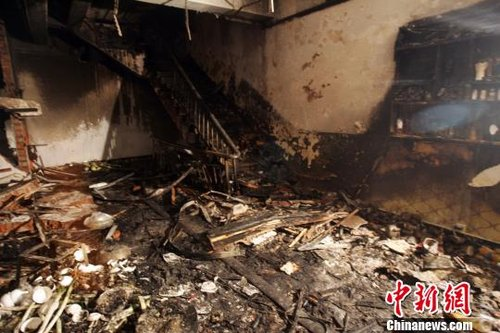 山西寿阳火锅店爆炸14死47伤 善后事情睁开(图)
