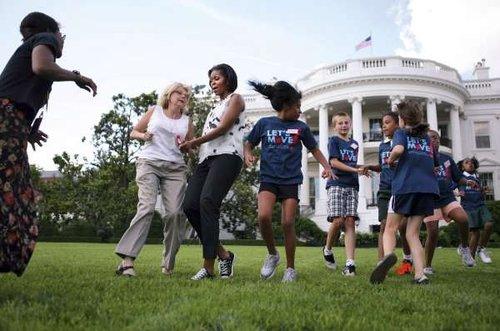 米歇尔·奥巴马:第一夫人进化史