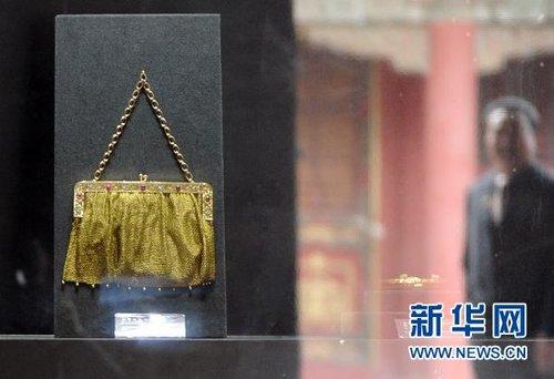 组图:北京故宫博物院发生部分展品失窃事件