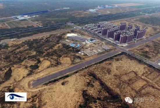 """陕西榆林保障房成荒漠""""孤岛"""" 距市区超20公里"""