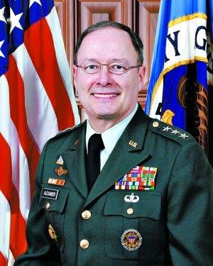 美国国家安全局局长:中国窃取美大量军事信息