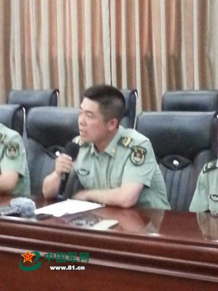 维和烈士申亮亮父亲:孙子长大后想让他去当兵