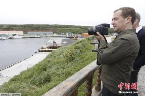 """日媒:俄以""""对日制裁""""为由拒日方市长访争议岛屿"""