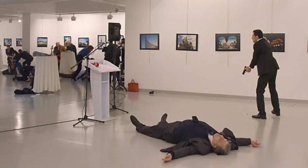 俄驻土大使遇袭 全球外交官遇袭身亡事故盘点