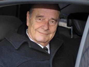 法国前总统希拉克贪污指控成立 或获刑10年