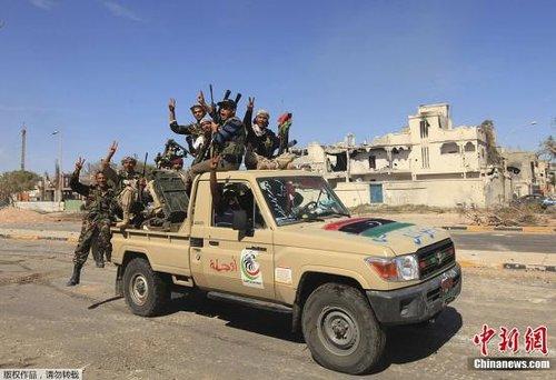 日本称愿为利比亚复兴建设提供支援