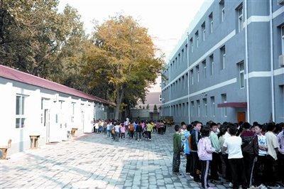 北京部分被拆打工子弟学校分流学生遭区别对待