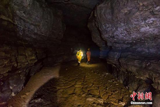 中国最长溶洞已探明159公里 为亚洲第二长洞(组图)