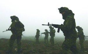 韩再度军演 打响史上最大规模陆空演习 将对朝强硬到底