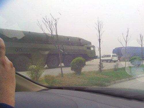 媒体称东风25是第2代反舰弹道导弹 更难被拦截