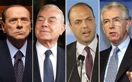贝卢斯科尼下台在即 意热门总理人选出炉(图)