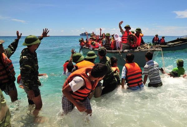 美国呼吁越南停止在南海部署导弹 避免紧张局势升级