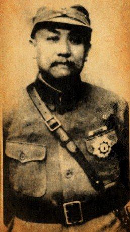 第二战区司令长官阎锡山