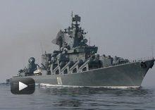 视频:航母杀手瓦良格号导弹巡洋舰