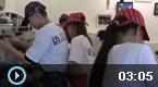 无声奶茶店助聋哑青年就业