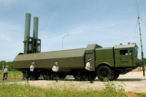 汉和:越南针对南海加强海空军建设