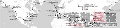男子驾机环游地球70天 成中国环球飞行第一人