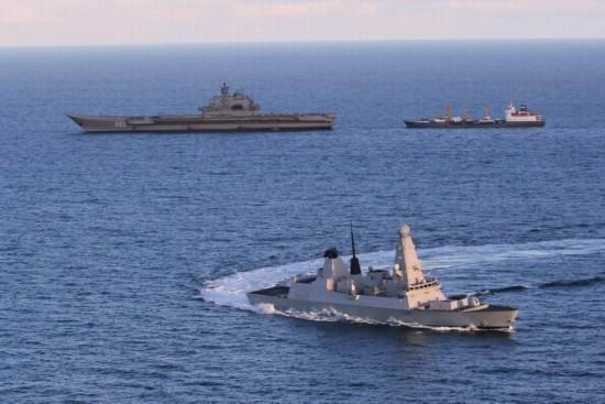 美媒:俄唯一航母早该大修 辽宁舰比其强很多