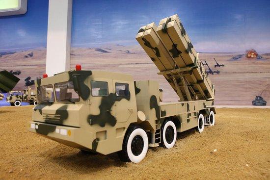 家族不断壮大的A系列火箭炮