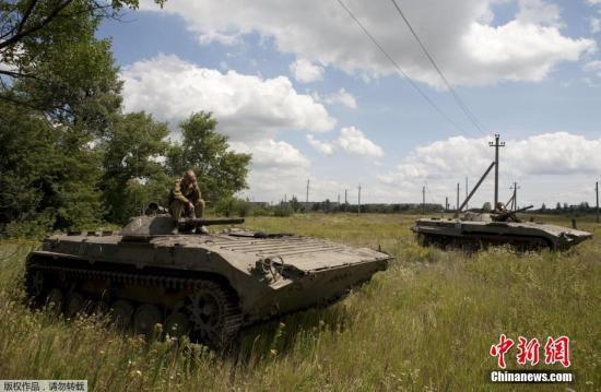 俄法德三国首脑吁9月1日起在乌克兰实施全面停火