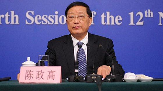 陈政高:对房屋安全事故频发痛心 自责