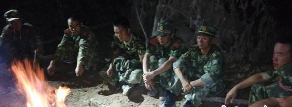 25名被困武警脱险 今天继续向堰塞湖运送炸药
